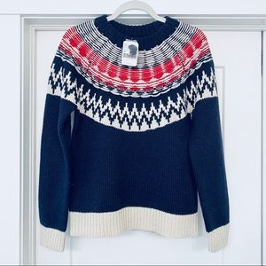 ❄️ Roots women's sweater size XS brand new
